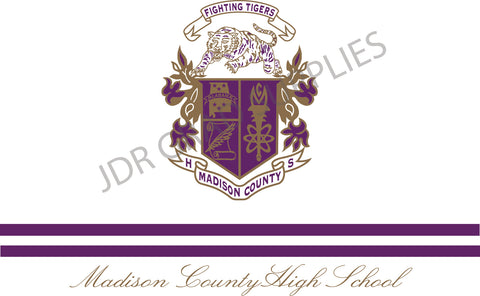 Madison County Custom Announcements (Pack of 25)