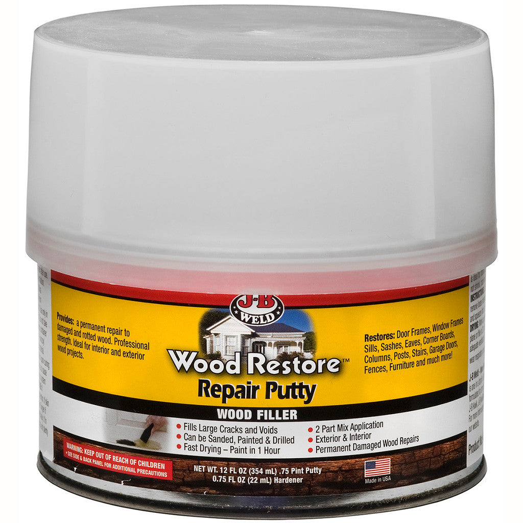 Wood Restore Repair Putty JB Weld