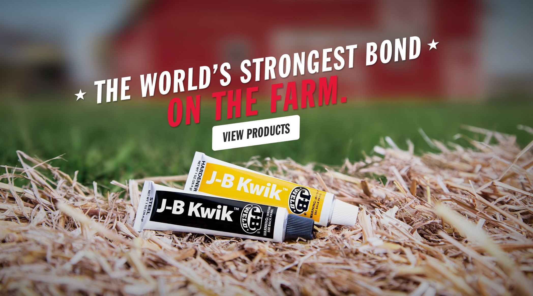 The World's Strongest Bond On the Farm