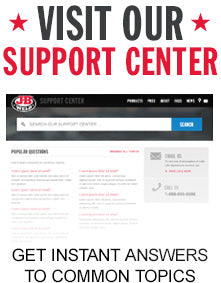 Visit our support center
