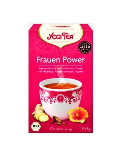 Frauen Power Tee