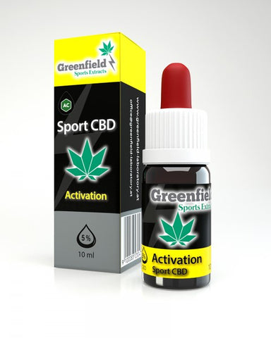 Sport CBD Öl 5 % - Activation
