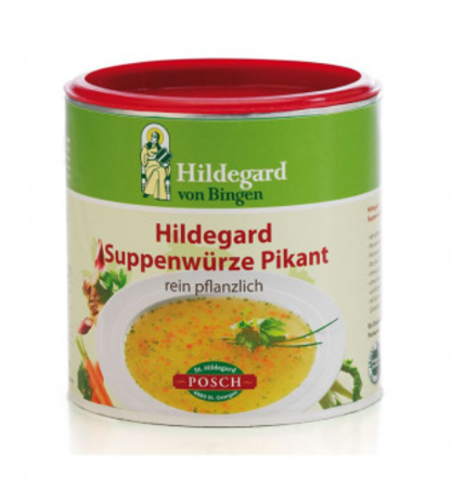 Hildegard Suppe Pikant