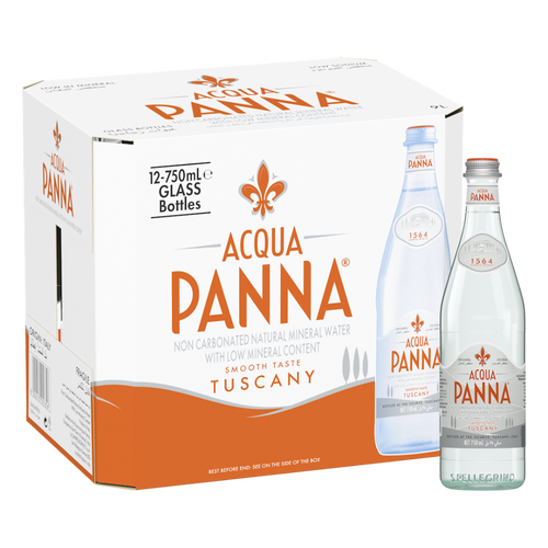 Acqua Panna | Still Mineral Water 12X750ML