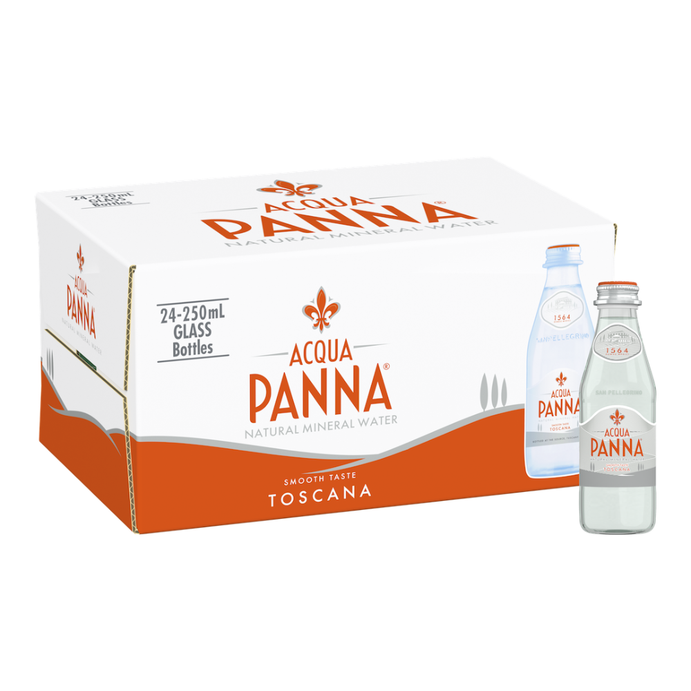 Acqua Panna | Still Mineral Water 24X250ML