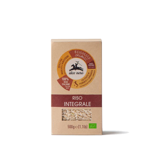Alce Nero  Organic Whole Rice 500G