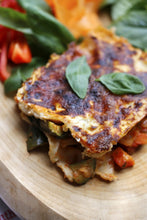 Load image into Gallery viewer, My Food Fairy | Simply Delightful Veg Lasagne