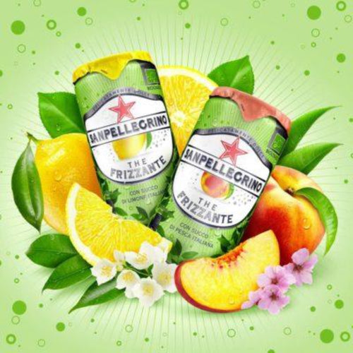 San Pellegrino Organic Mixed Tea Case