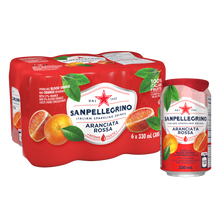Load image into Gallery viewer, San Pellegrino Rossa 6Pack