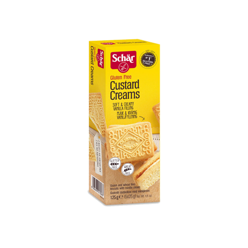 Schaer | Custard Creams 125g