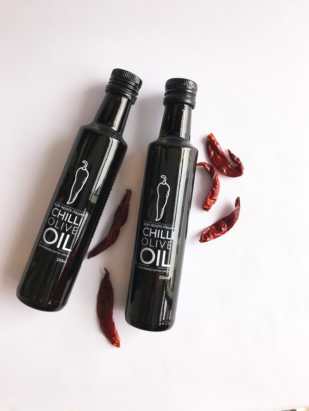 Ruby Roots| Italian Chilli Olive Oil 250ML