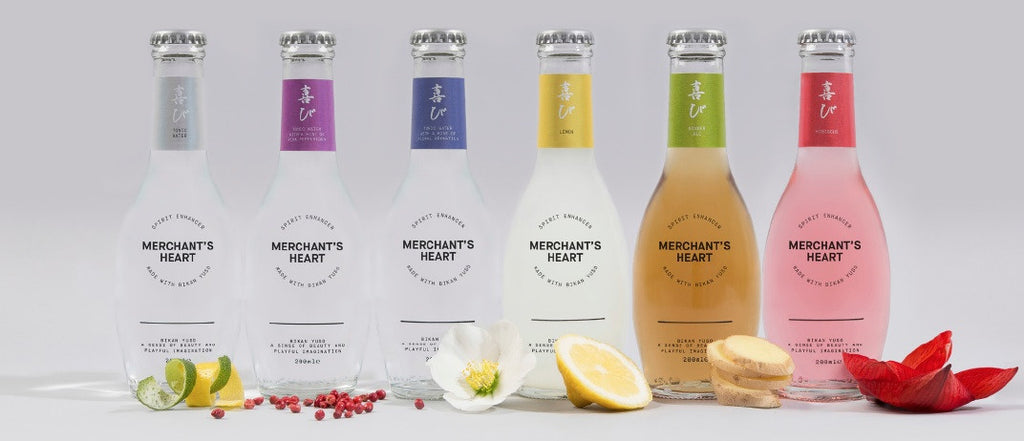 Exclusive to Gin Kiosk: Merchant's Heart Spirit Enhancers