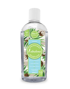 Fabulosa - Concentrated Disinfectant Tropical Coconut - 220ml