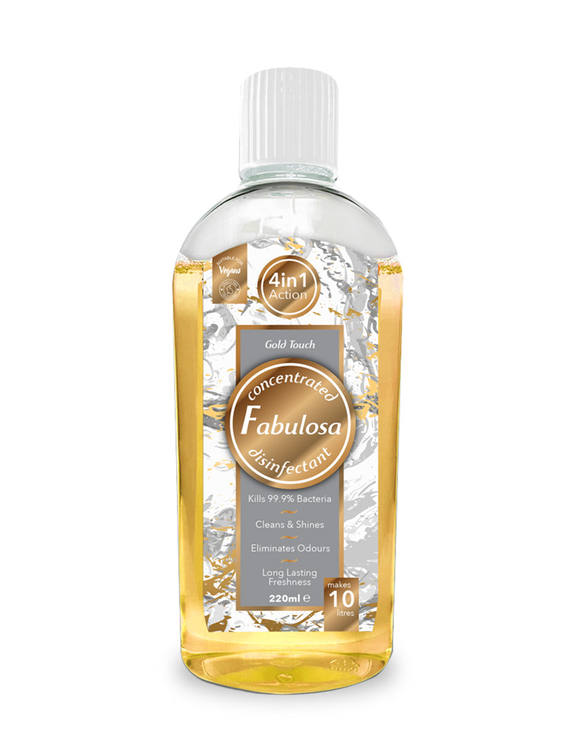 Fabulosa - Concentrated Disinfectant Gold Touch - 220ml
