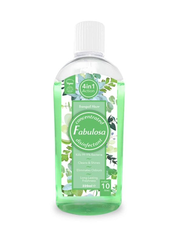 Fabulosa - Concentrated Disinfectant Tranquil Haze - 220ml