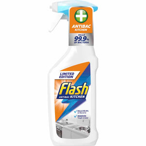 Flash - Anti-Bacterial Kitchen Spray - 500ml