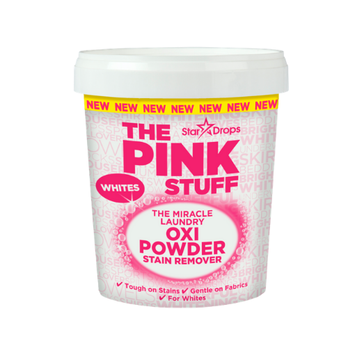 The Pink Stuff - Miracle Laundry Oxi Powder - Whites