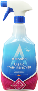 Astonish Fabric Stain Remover Spray 750ml