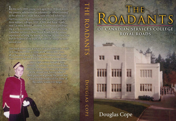 """The Roadants"" Of Canadian Services College Royal Roads"