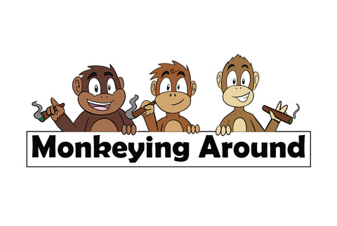 Monkeying Around - Blunt Force Trauma Monkeys