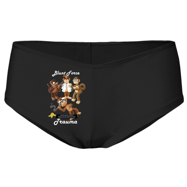 Blunt Force Trauma Lingerie - Boyshorts