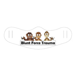 Face Mask | Blunt Force Trauma