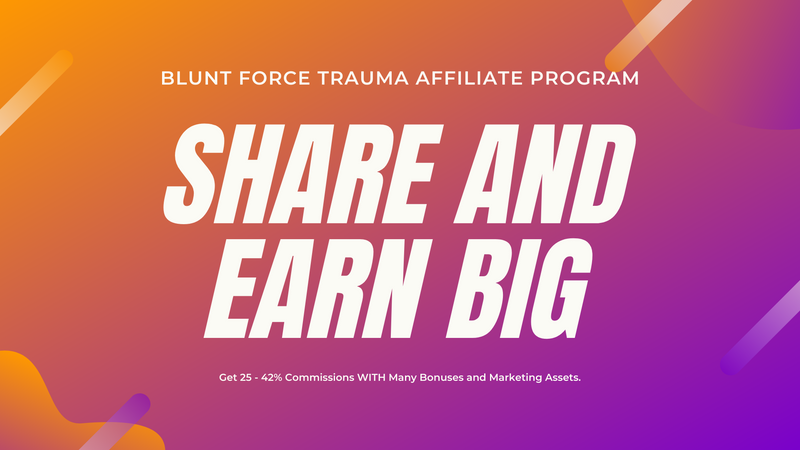 Blunt Force Trauma Gift Card