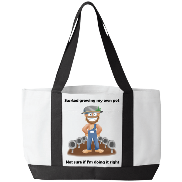 Blunt Force Trauma Tote Bag