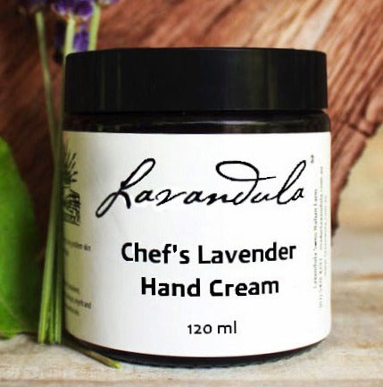 Chef's Lavender Hand Cream