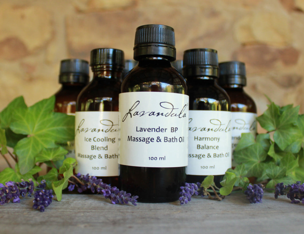Harmony Blend Massage & Bath Oil