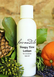 Sleepy Time Lotion