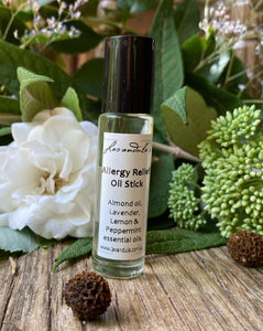 Allergy Relief Oil Stick