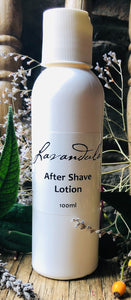 Lavender Aftershave Lotion