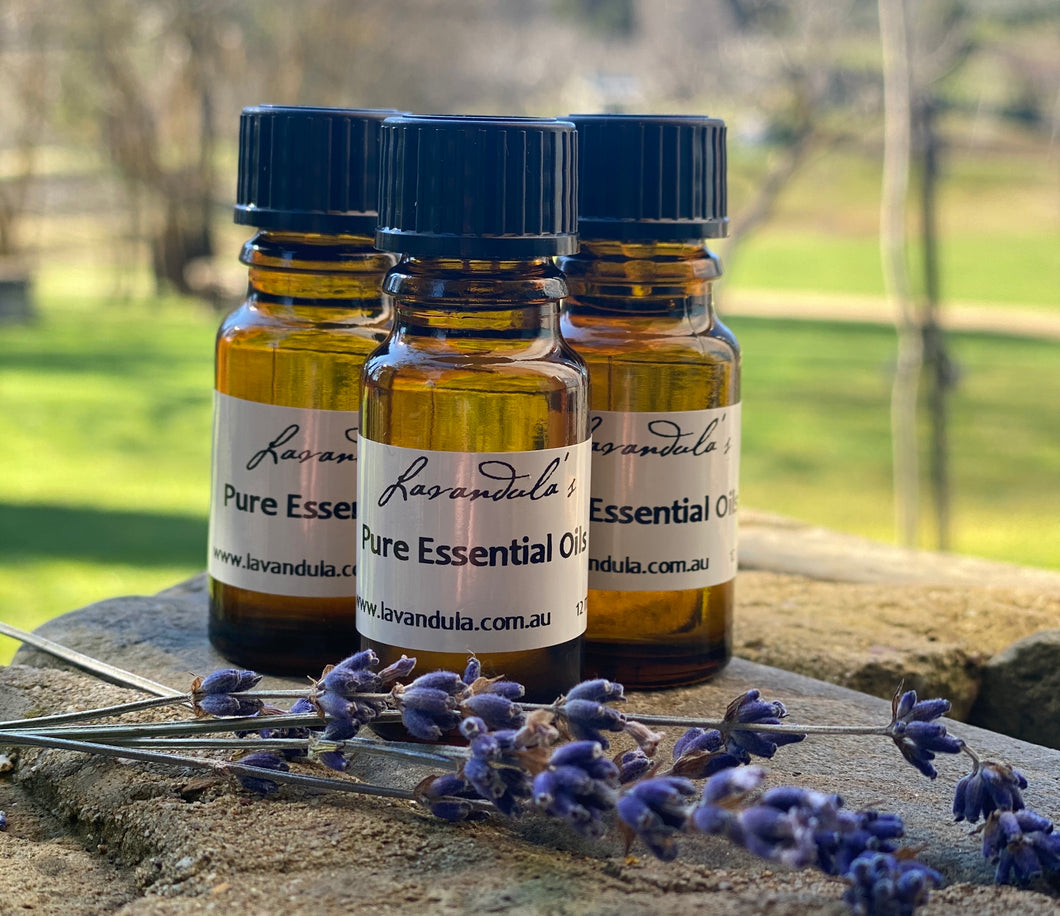 Study - Pure Essential Oil Blend