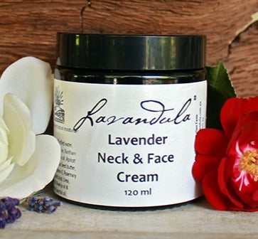 Lavender Neck & Face Cream