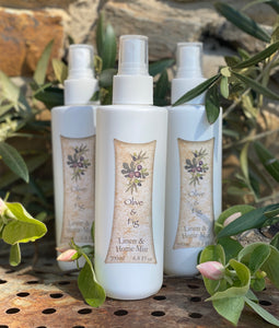 Olive & Fig Linen and Home Mist