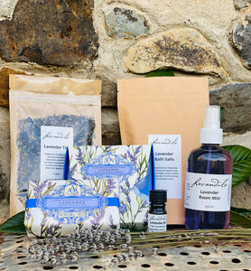 The Lavender Lover Gift Package