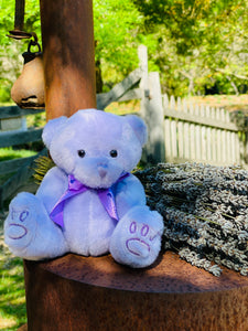 Lavender Bear (small)