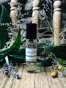Lavender Roll-On Perfume Oil