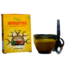 Load image into Gallery viewer, Immuntee Natural Tea/Kadha Food Supplement