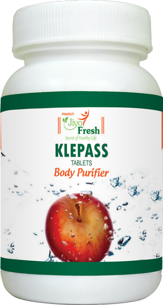 Klepass Tablets: Body Purifier (60 tablets)