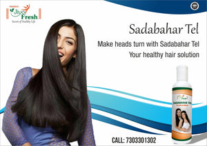 Sadabahar Hair Oil