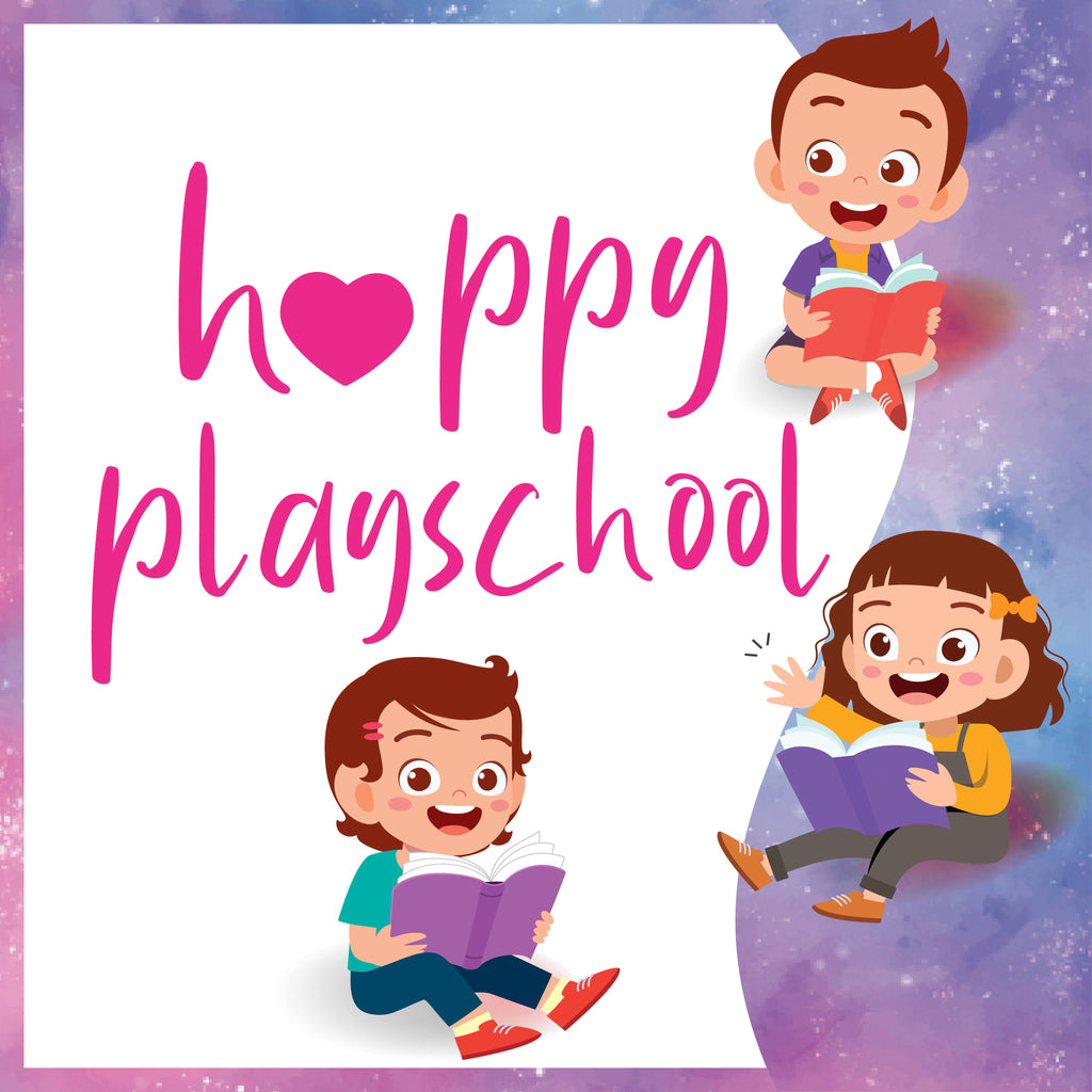 Happy Playschool (Ages 2-4)