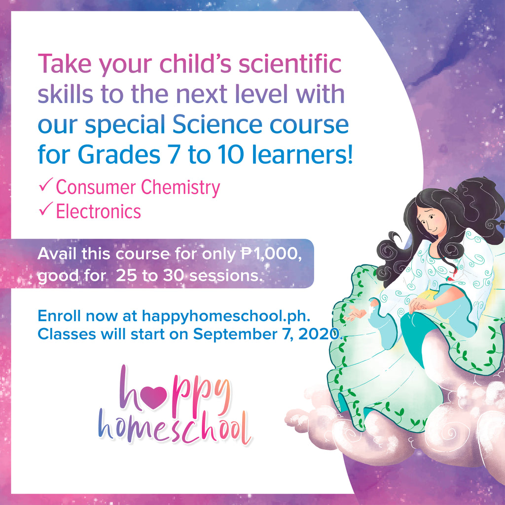 Special Science Course (Grades 7 to 10)