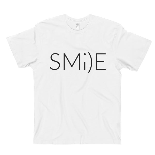 SMILE Positive Energy Fun Graphic T-Shirt
