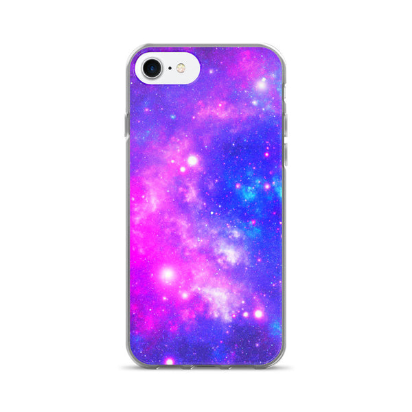 Space Universe Bright Colorful iPhone 7/7 Plus Case