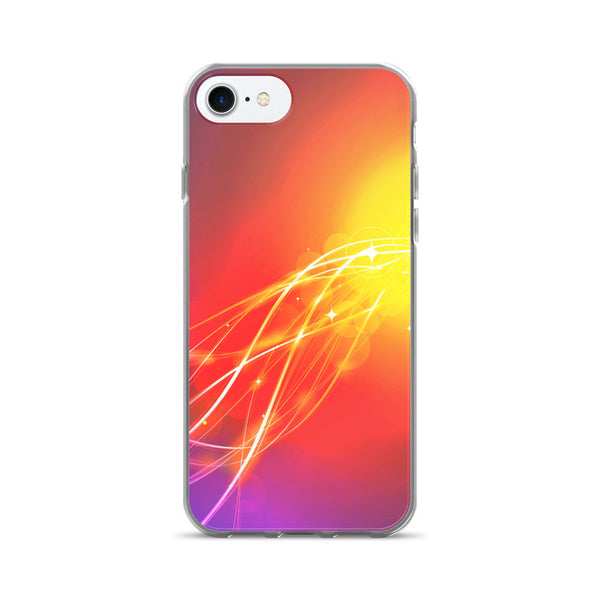 Lightburst Bright Flashy Design iPhone 7/7 Plus Case