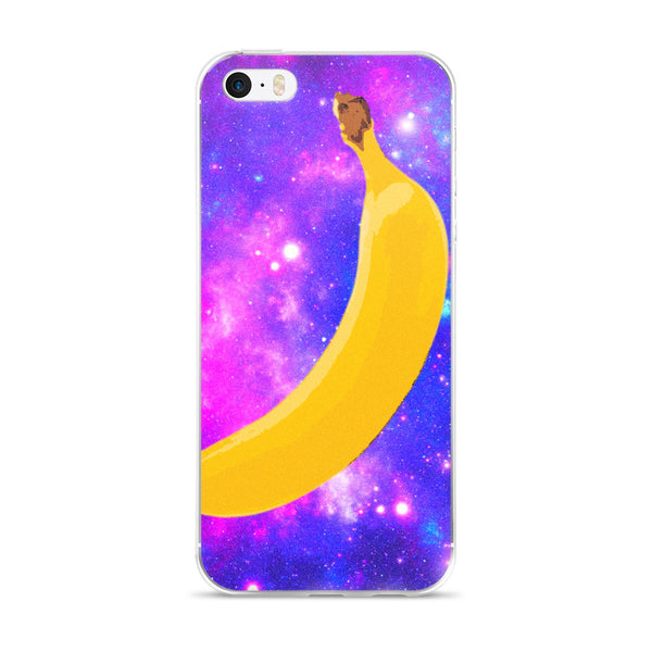 Space Banana Unique Style iPhone case