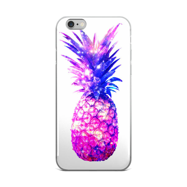 Pineapple Universe Space Design iPhone Case