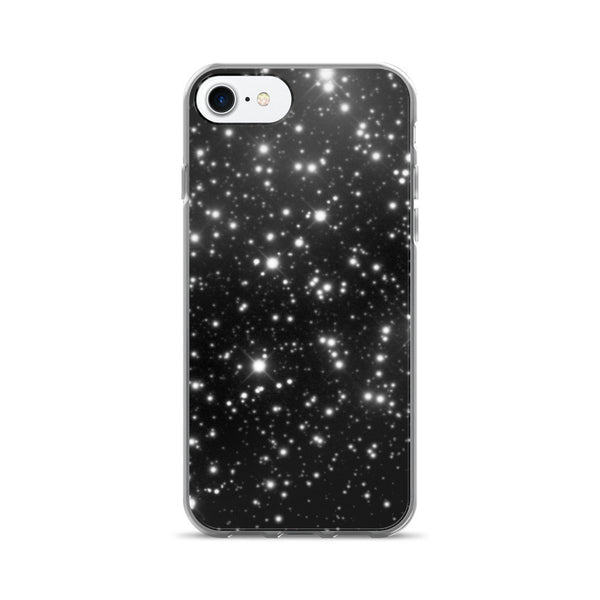 Deep Space Black Universe Design iPhone 7/7 Plus Case